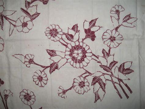 Original Buku Bunga Auditing 85 motif batik bunga di buku gambar 2018