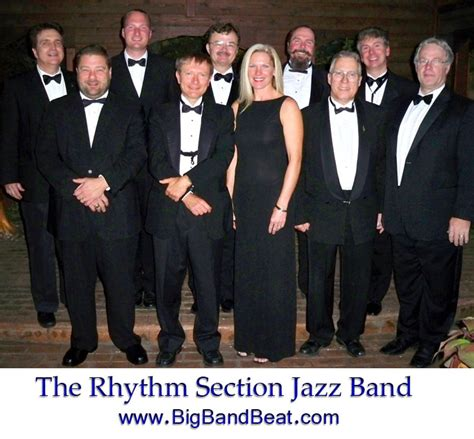 jazz band rhythm section the rhythm section jazz band