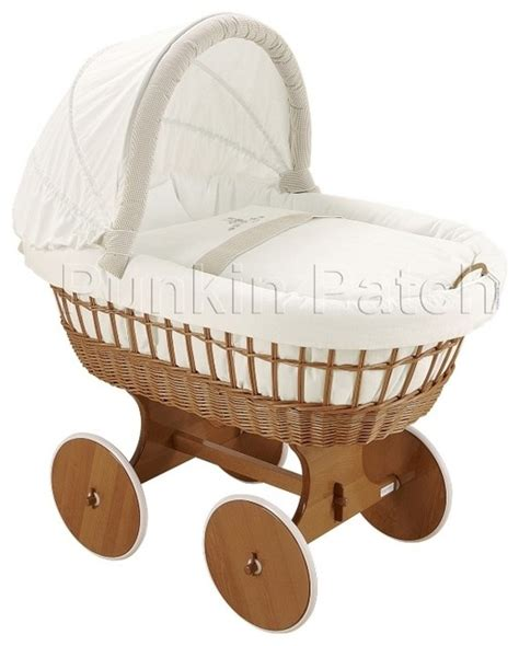 baby moses basket cradles and bassinets