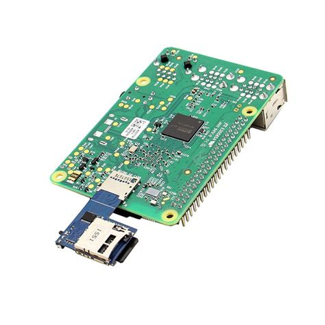 Micro Sd Adaptor dual micro sd card adapter for raspberry pi ebay