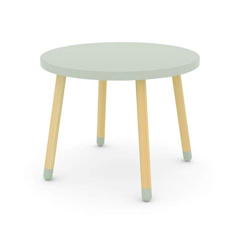 table chambre enfant table vert d eau flexa play pour chambre enfant