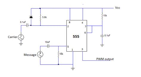 cr4 thread pwm to pwm converter but no microprocessor