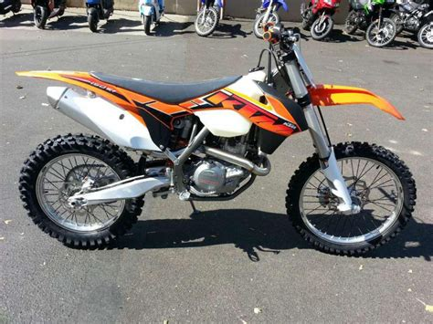 Ktm Us 2014 Ktm 450 Xc F Dirt Bike For Sale On 2040 Motos