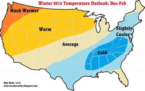 whats the winter outlook for 2015 2016 winter outlook 2015 2016 live weather blogs weather willy