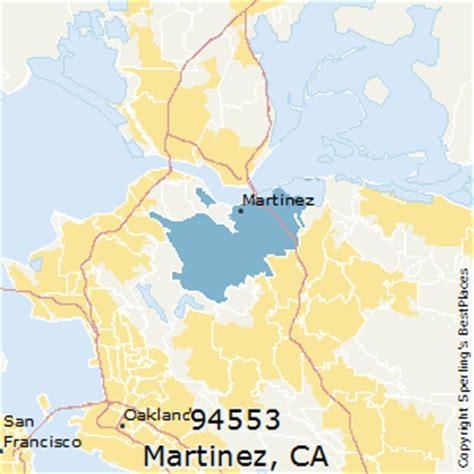 martinez california map best places to live in martinez zip 94553 california