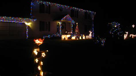 2014 holiday light contest winners