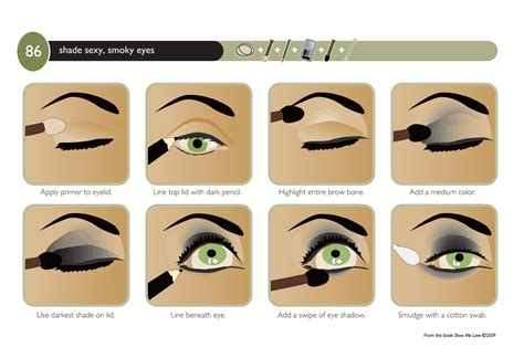 Podcast Look The New Smoky Eye by Comment R 233 Aliser Un Maquillage Smoky Fashion Groupie