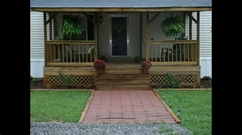 back porch designs ranch style homes ideas inspiring home design ideas with mobile home