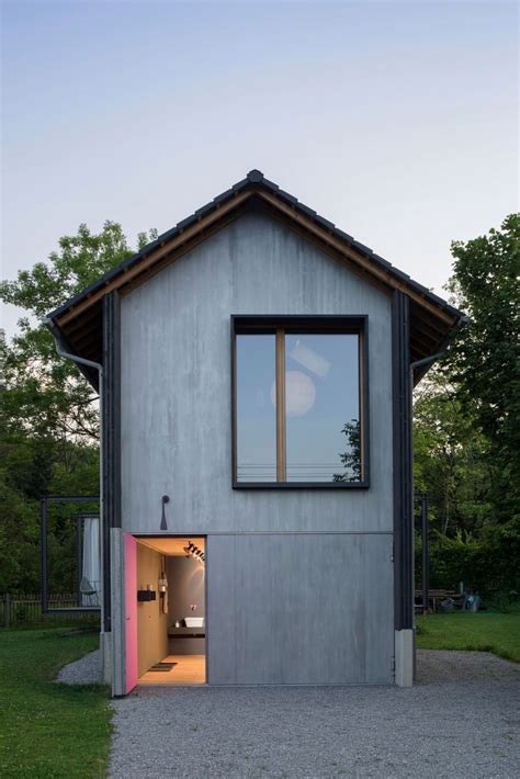 small wooden house design small wooden house with smart design and mountain views
