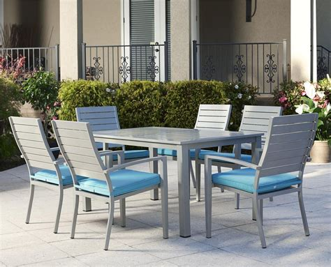 patio dining sets 7 patio sets the home depot canada