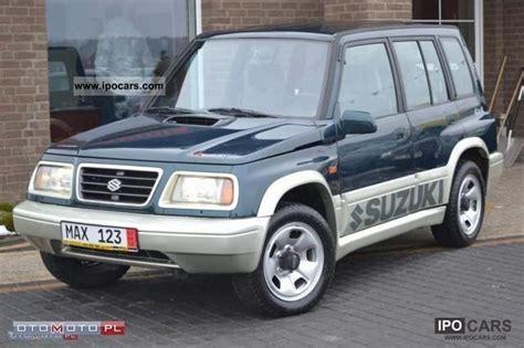 Suzuki Vitara 1997 1997 Suzuki Vitara 2 0 Tdi 4 X 4 Wspomaganie Airba Car