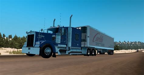 ice road truckers package american truck simulator mod