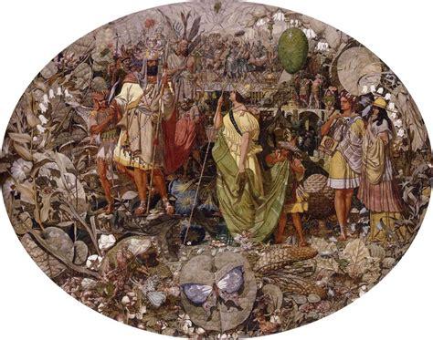 by the fairy fellers masterstroke richard dadd roškofrenija richard dadd the fairy feller s master