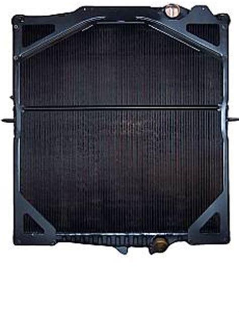 mack volvo vnl vnm chn  series truck radiator  frame