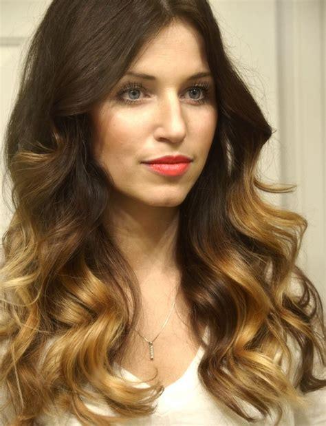 barrel curl hairpieces loose curls hair tutorial