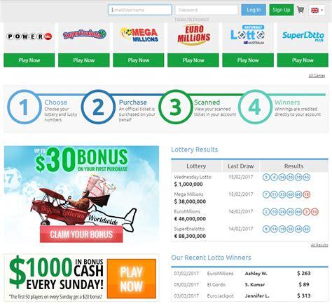 LottoSend – Play Spanish Lottery Lottosend