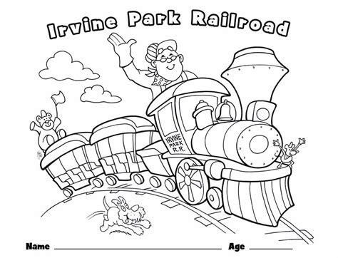 coloring page railcar railroad coloring pages coloring book printable