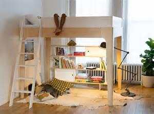 Supérieur Chambre Ado Avec Mezzanine #4: Un-lit-mezzanine-pour-desencombrer-le-sol.jpg