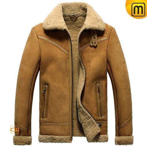 Shearling Jacket shearling bomber jacket for cw865139