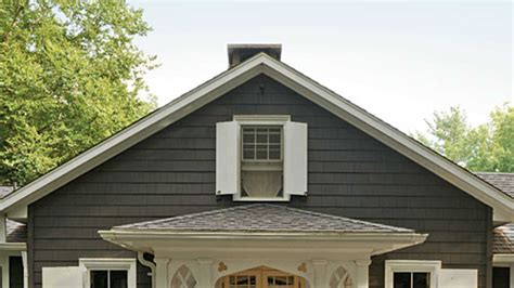 how to the right exterior paint colors southern living