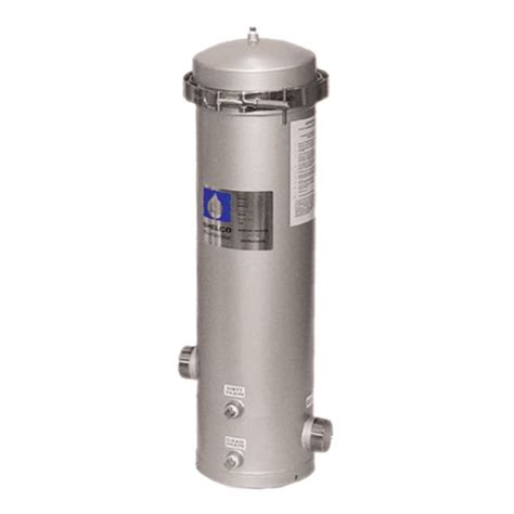 Filter Housing by Shelco 5fos2 20 Quot Stainless Steel Filter Housing 70 Gpm