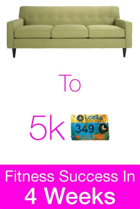 couch to 5k in 4 weeks couch to 5k strength and running on pinterest