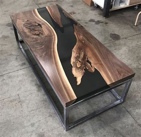 Gaps Designer Resigns by Best 25 Resin Table Ideas On Wood Resin