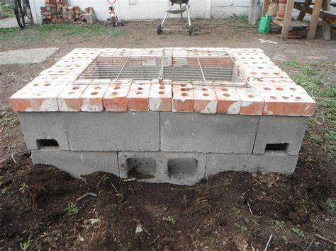 how many bricks for a pit cinder block pit inexpensive and attractive ideas