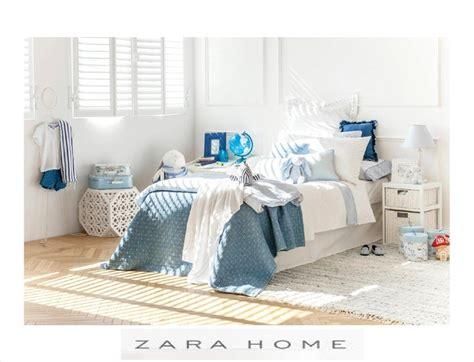 zara home kids cortinas zara home kids 161 el azul y el blanco vuelven decoraci 243 n