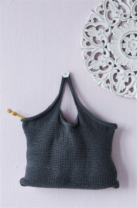 Tote Bag Pattern Free Knit Pattern For Tote Bag