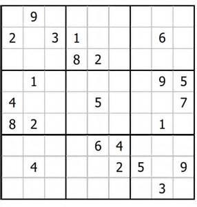Weekly sudoku puzzle difficulty medium