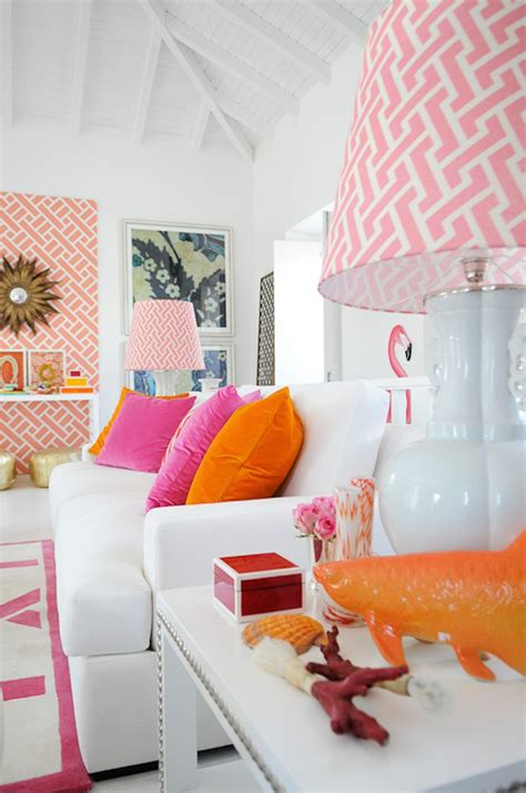 15 interior decorating ideas adding bright red color to 5 exciting ways to use color in your living room best