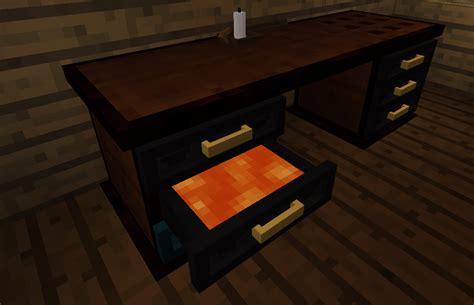 Minecraft Desks by Bagelsmore Mod 1 10 2 1 9 4 9minecraft Net
