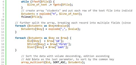 php pattern program code simple php program to read a file and output the contents