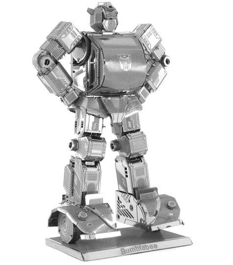 3d Metal Puzzle Bumblebee bumblebee transformers metal earth 3d model puzzle