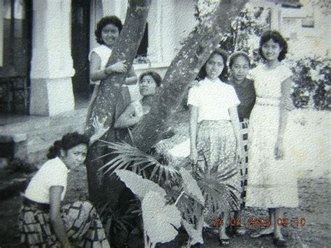 Baju Guru Tempo Dulu tempo dulu di bandung 7 kenangan manis angkatan pertama penghuni asrama putri itb