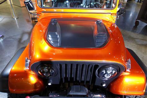 jeep cj hood jeep cj66 quadratec