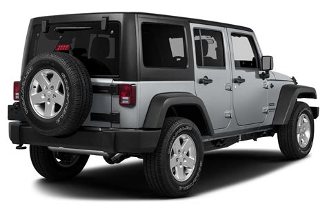 Jeep Wrangler Unlimited New 2017 Jeep Wrangler Unlimited Price Photos Reviews