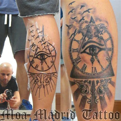 delaware tattoo el ojo de horus