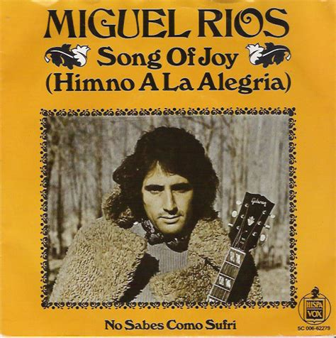 alegra joy la miguel rios song of joy himno a la alegria vinyl at discogs