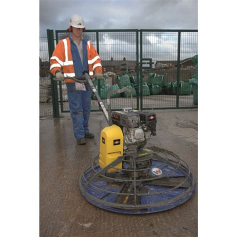 power float concreting finishing  stop hire
