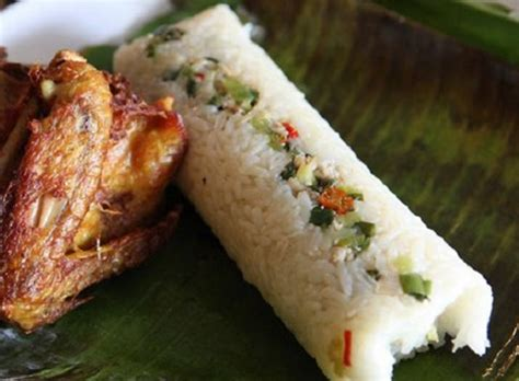 cara membuat nasi bakar kendil resep cara memasak nasi pepes bakar daun bawang gurih