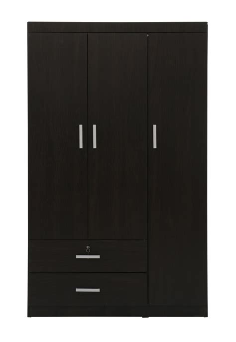 Wenge Wardrobe by Elifel 3 Door Wardrobe In Wenge Furniture Home D 233 Cor Fortytwo