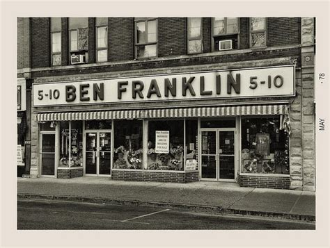 five and dime stores ben franklin five dime memories of childhood 1950 s