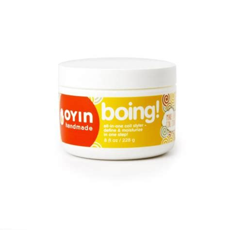 Oyin Handmade Boing - 8 of the best curl defining products for hair