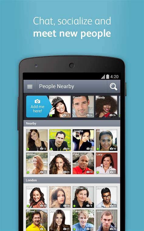 meet n apk badoo meet new android apps on play