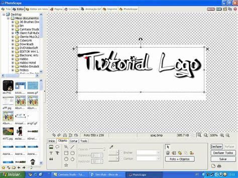como fazer layout no qgis tutorial como fazer logo no photoscape youtube