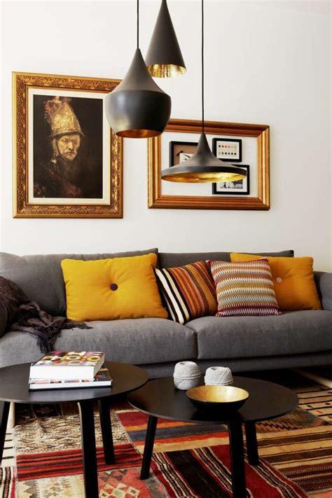 housse pour canapé d angle avec méridienne salon gris fonce et blanc