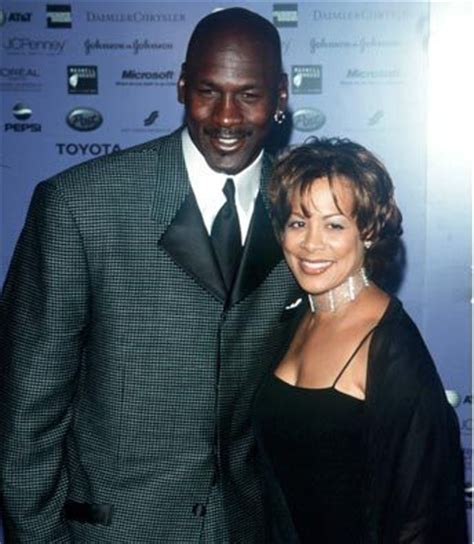 michael jordan ex wife juanita michael jordan with wife juanita the sport and football