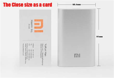 Power Bank Mi 10000mah mi power bank the knownledge